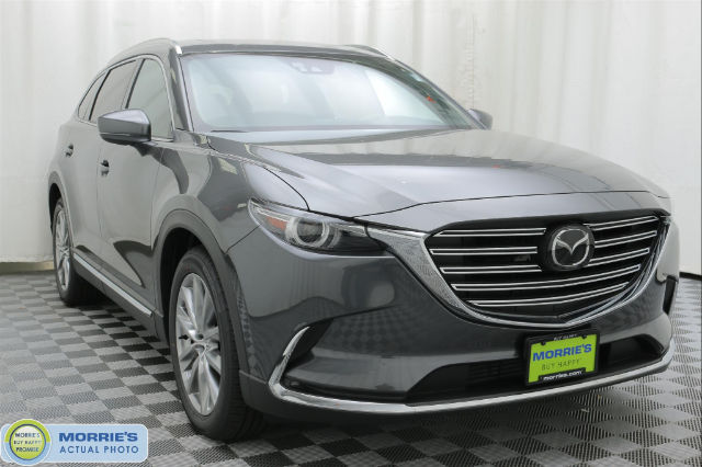 new 2016 mazda cx 9 signature suv in inver grove heights nn11510 morrie 39 s inver grove mazda. Black Bedroom Furniture Sets. Home Design Ideas